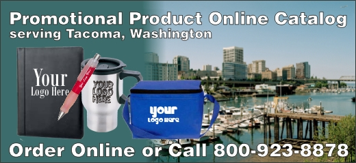 Promotional Products Tacoma, Washington